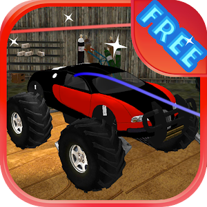 Apk file download  Monster Truck Hill Climb Race 1.1  for Android 1mobile