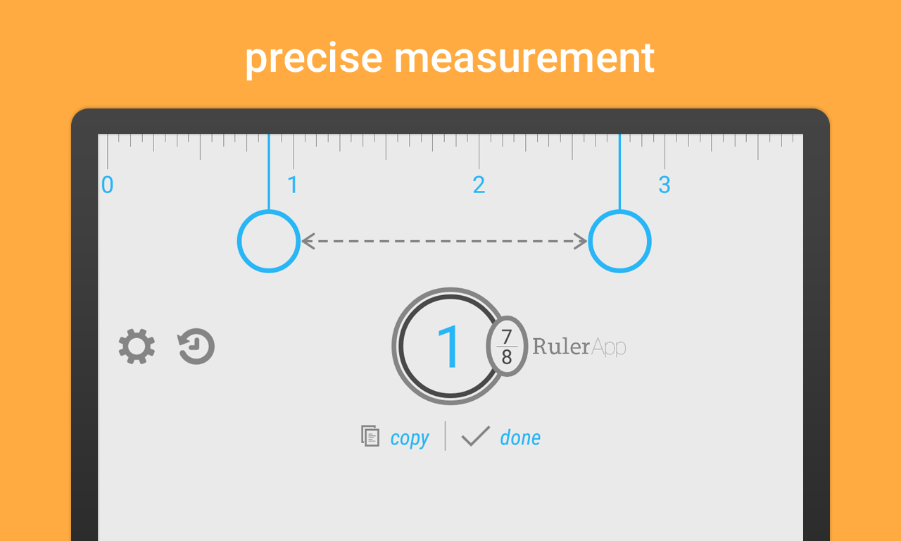worksheet Ruler Measurement ruler app android apps on google play screenshot