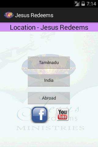 Jesus Redeems