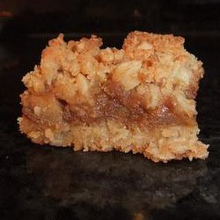 Caramel Apple Bars III