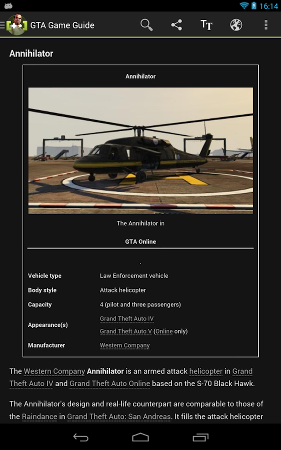 GTA V: Guide & Cheats - screenshot