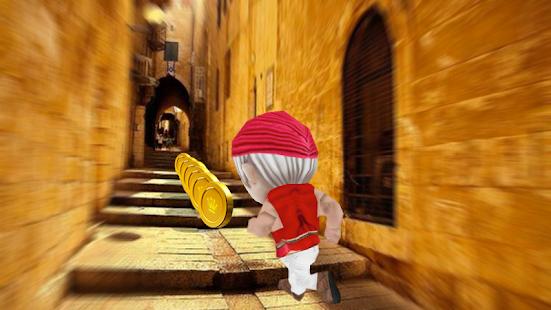 Temple Arabian Nights Run 3D screenshot