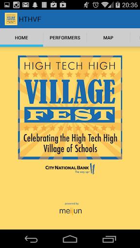 High Tech High Village Fest