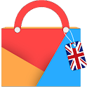 uShop: UK icon