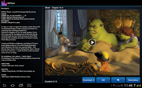 VK Media Player VKONTAKTE XXX - screenshot thumbnail