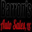 BARRONS AUTO SALES icon