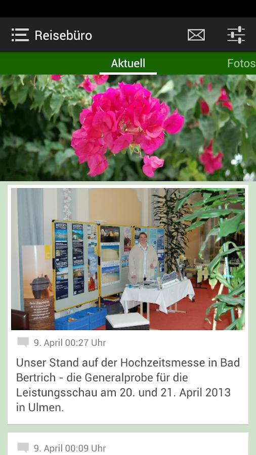 Reiseberatung Kleeberg - screenshot