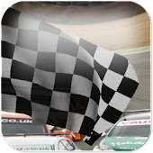 Racing Flag Live Wallpaper +
