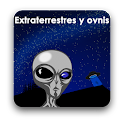 Alien and UFO-Spanish language icon
