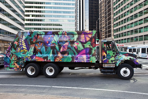 Design in Motion: The Recycling Truck Project