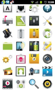 Icon App 2 Folder Organizer - screenshot thumbnail
