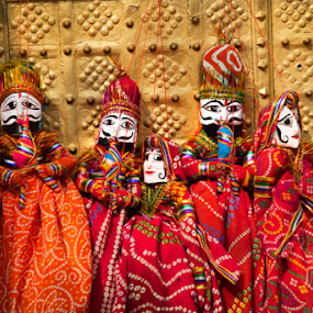 puppets by Rashmi Rai - Artistic Objects Toys