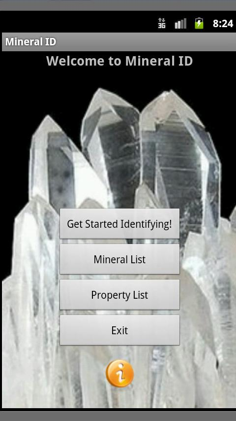 Geology - Mineral ID- screenshot