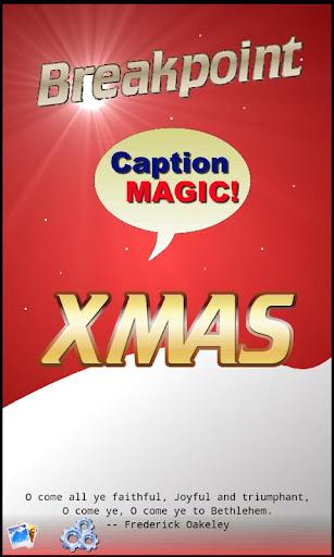 Caption Magic Xmas