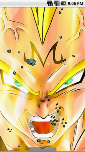 Majin Vegeta Live Wallpaper - Fondos Android