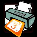 Print My Calendar Free icon