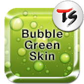 Bubble Green for TS keyboard