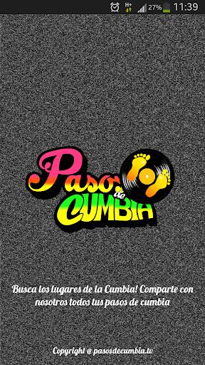 Pasos De Cumbia