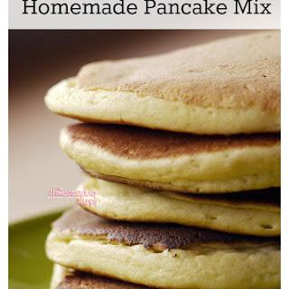 Premade Pancake Mix.