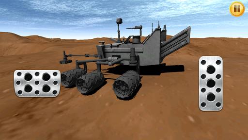 火星车模拟器3D
