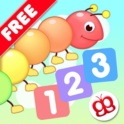 幼兒學數數123免費版 教育 App LOGO-APP開箱王