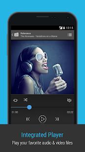 Downloader & Private Browser - screenshot thumbnail