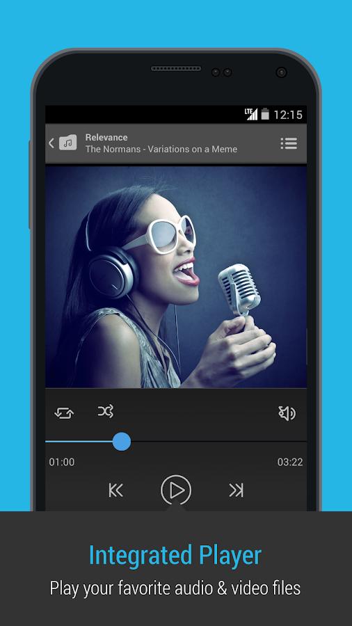 Downloader & Private Browser - screenshot
