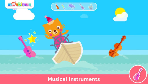 Monki Shake It: Games For Kids