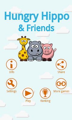 Hungry Hippo and Friends - screenshot