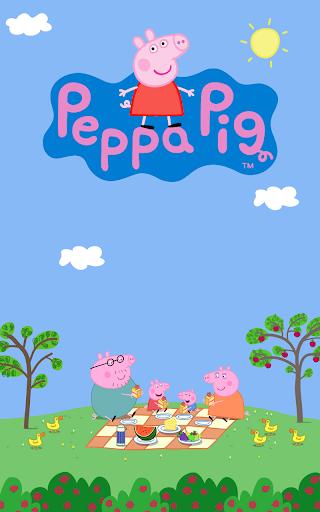 ペッパピッグ : Peppa Pig