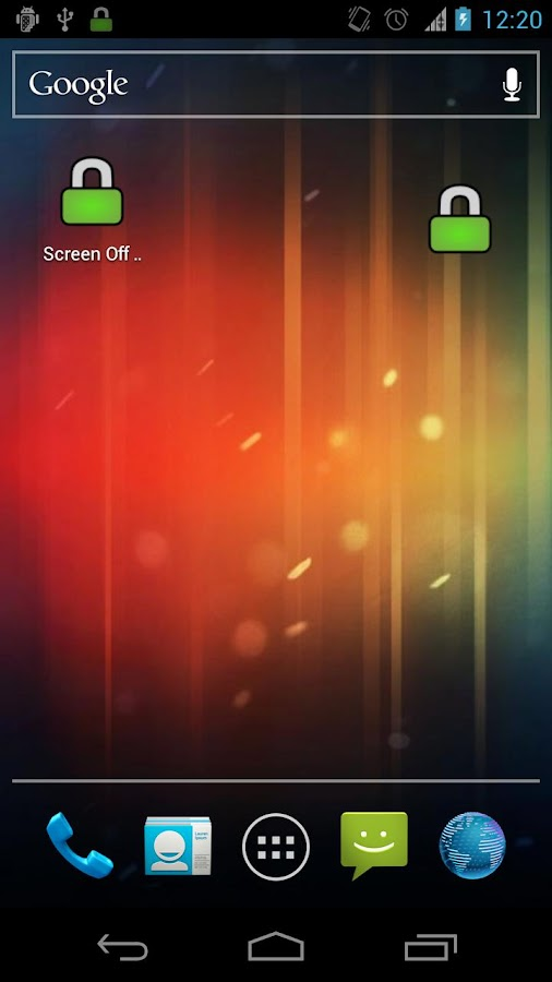 Screen Off Utils- screenshot