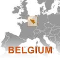 Belgium CultureGuide© icon