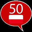 ポーランド語 50カ国語 icon