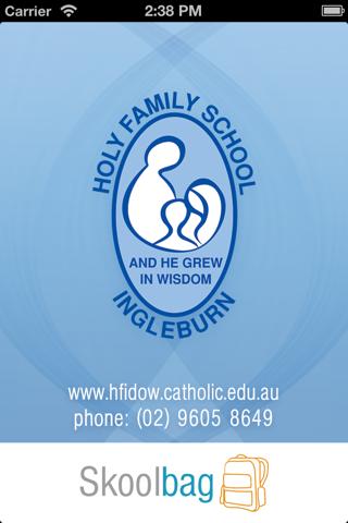 Holy Family Ingleburn