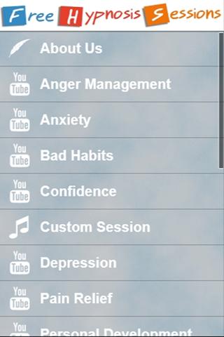 【免費音樂App】Free Hypnosis Sessions-APP點子