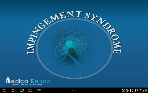 Impingement Syndrome Tablet