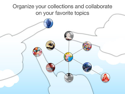 Pearltrees - Collect & Share - screenshot thumbnail