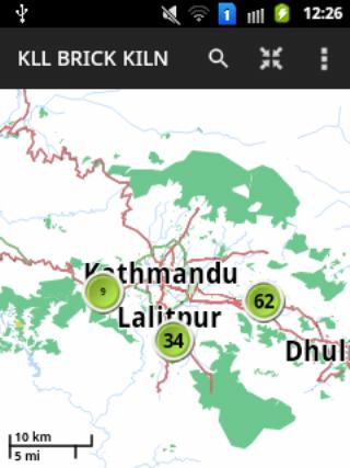 Kathmandu Brickkilns