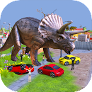 Triceratops 3D Dinosaur Sim file APK Free for PC, smart TV Download