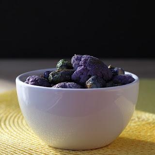 Purple Cauliflower Recipes.