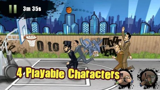 Streetball Free - screenshot thumbnail