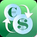 Dollar  Euro Converter icon
