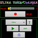 Ultra Voice Changer Text icon