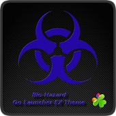 Bio-Hazard for Go Launcher EX