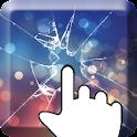Crack Screen Live Wallpaper icon