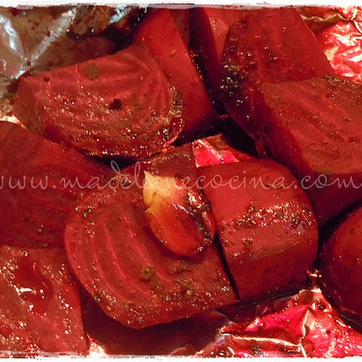 Baked Beets Recipe