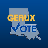 GeauxVote Mobile