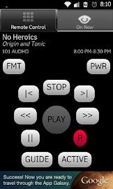 DIRECTV Remote Control Screenshot 2