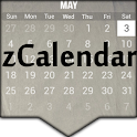 zCalendar for Zooper icon