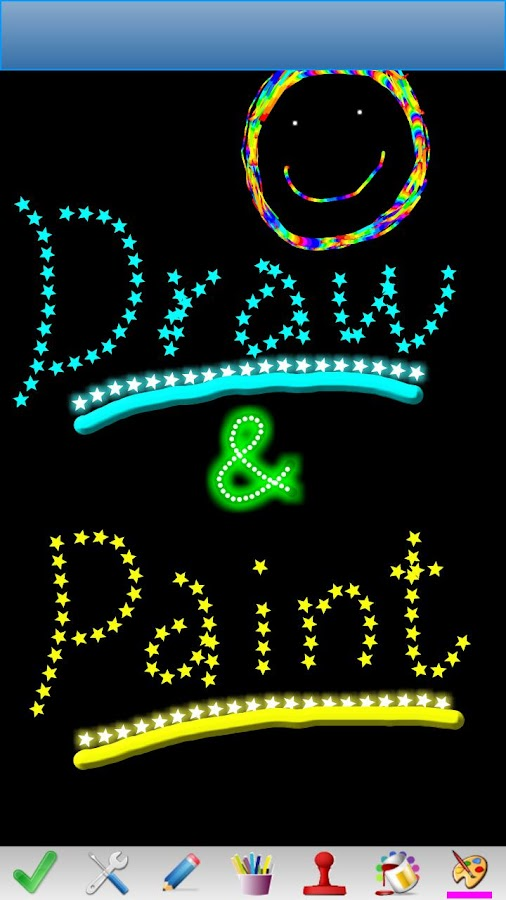 Stamp and Draw Paint - screenshot